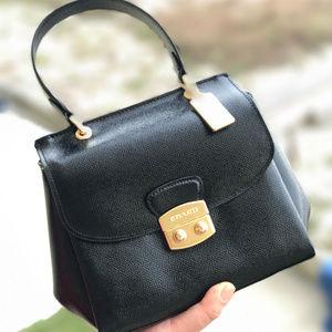 Coach Small Crossgrain Leather Avary Crossbody Bag